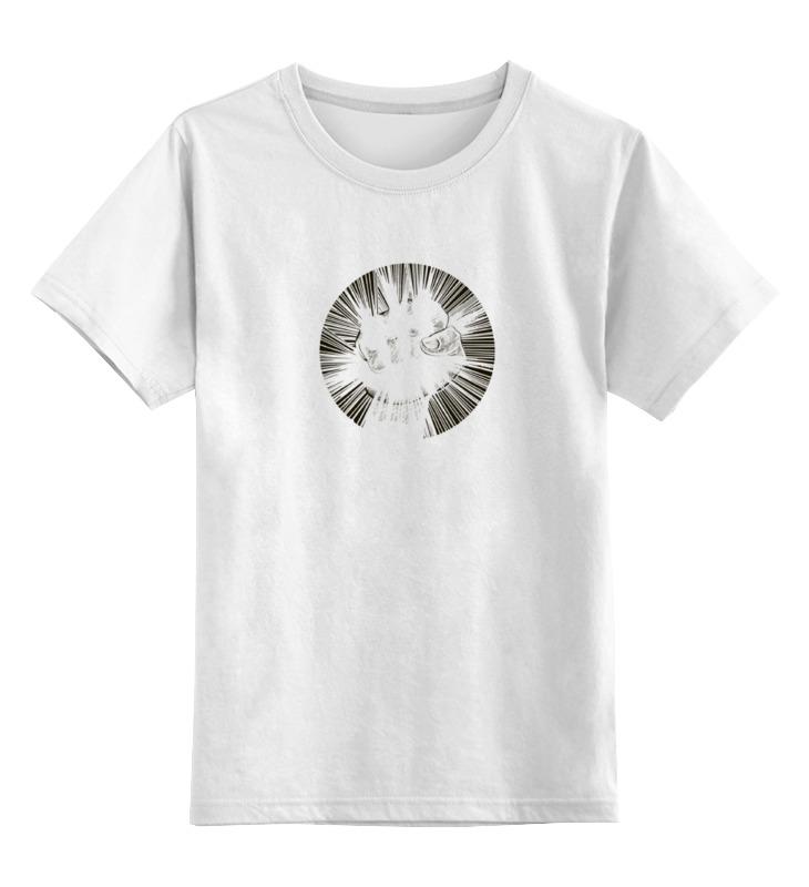 Printio Детская футболка классическая унисекс Сжав силу в кулак