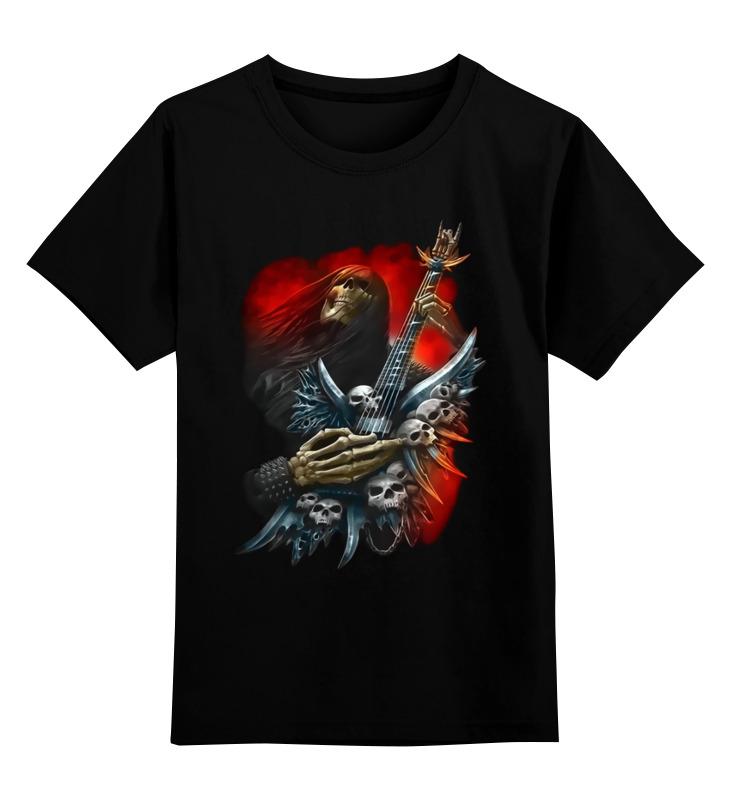 Printio Детская футболка классическая унисекс Рок музыка