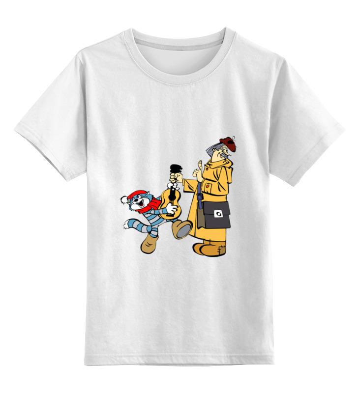 Printio Детская футболка классическая унисекс Простоквашино
