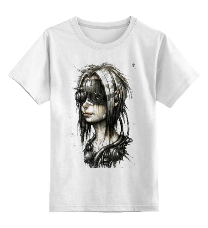 Printio Детская футболка классическая унисекс Стим-панк