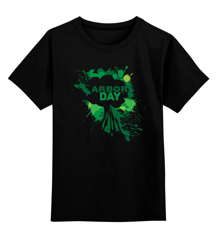 Printio Детская футболка классическая унисекс Arbor day