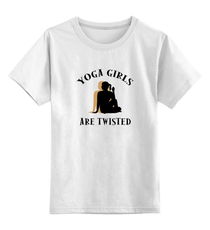 Printio Детская футболка классическая унисекс Йога (yoga) printio детская футболка классическая унисекс йога девушка