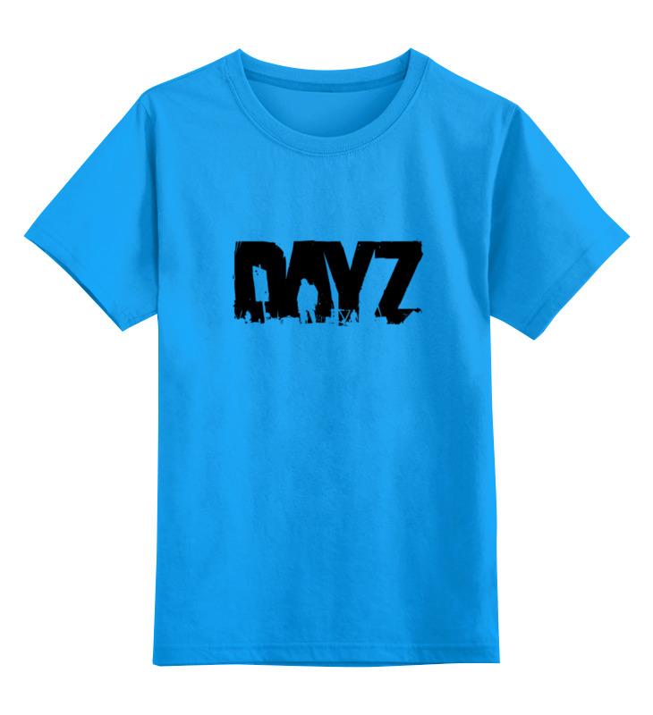 Printio Детская футболка классическая унисекс Dayz t-shirt