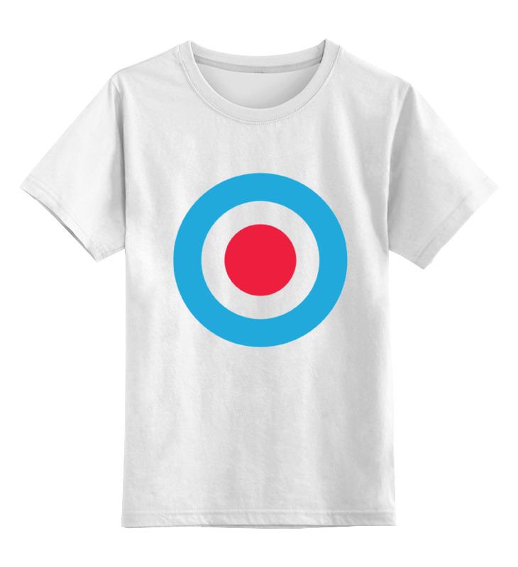 Printio Детская футболка классическая унисекс Знак ввс великобритании