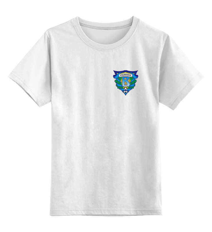 Printio Детская футболка классическая унисекс Фк волга ульяновск