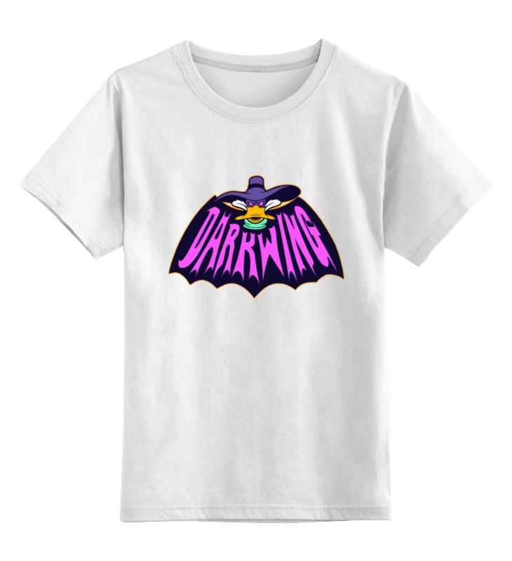 Printio Детская футболка классическая унисекс Черный плащ