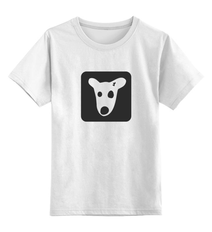Printio Детская футболка классическая унисекс Собачка вконтакте
