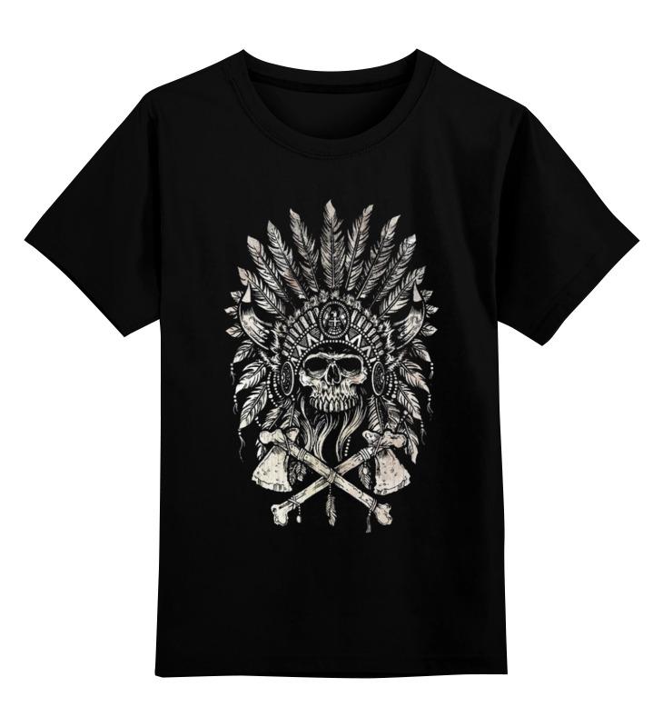Printio Детская футболка классическая унисекс Томагавк
