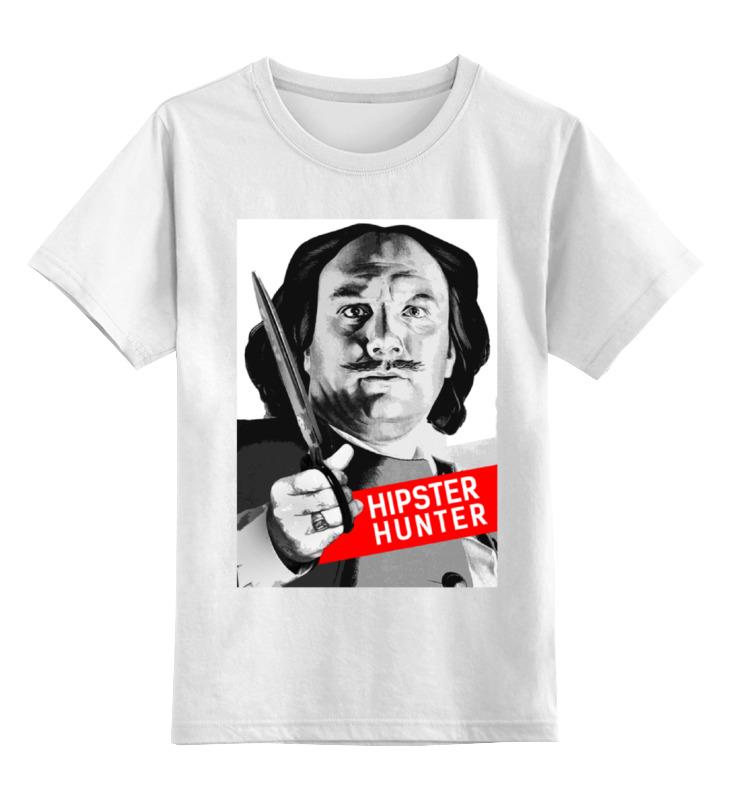 Фото - Printio Детская футболка классическая унисекс Hipster hunter printio детская футболка классическая унисекс hunter x hunter