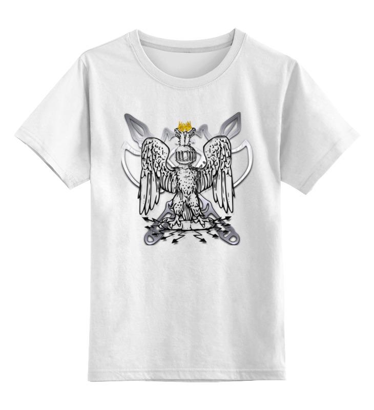 Printio Детская футболка классическая унисекс Орел .