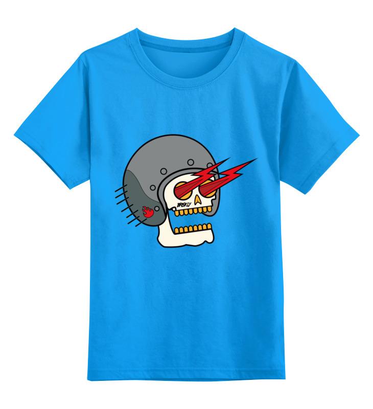 Printio Детская футболка классическая унисекс Skull fast printio детская футболка классическая унисекс skate riders