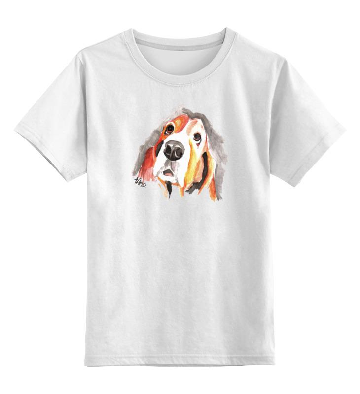 printio детская футболка классическая унисекс классическая аркада Printio Детская футболка классическая унисекс Футболка с собачкой