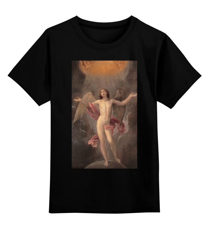 Printio Детская футболка классическая унисекс Благословенная душа (гвидо рени)