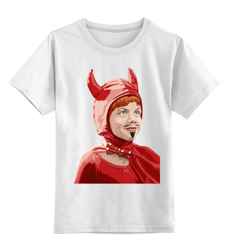 Printio Детская футболка классическая унисекс Трудный ребенок_джуниор