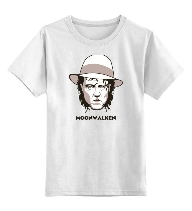 Printio Детская футболка классическая унисекс Валкен (майкл джексон)