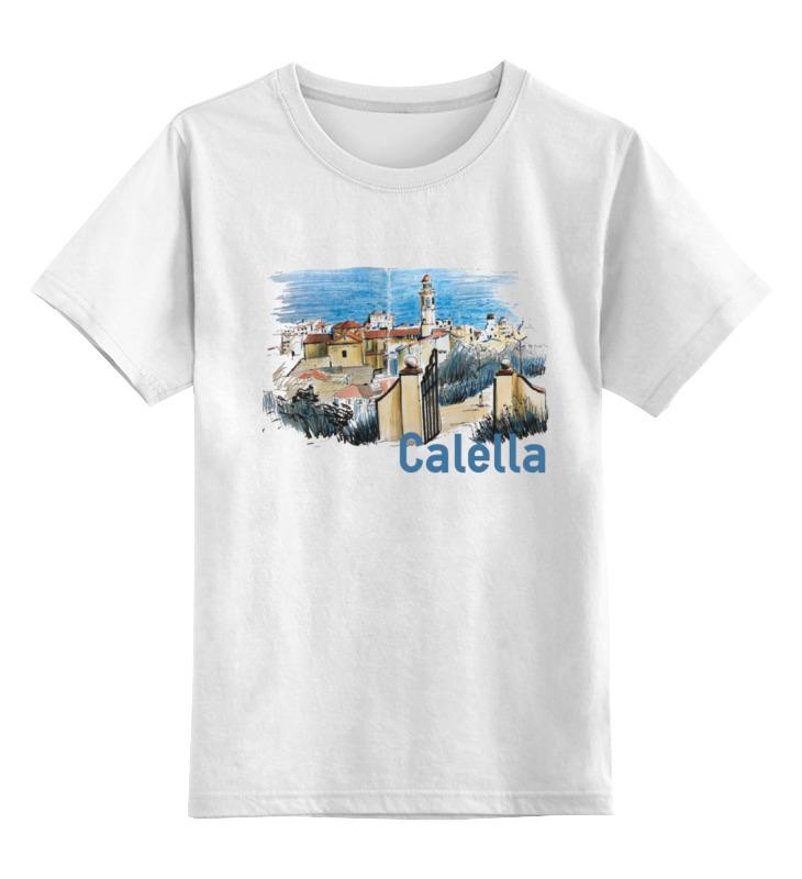 Printio Детская футболка классическая унисекс Calella h top calella palace
