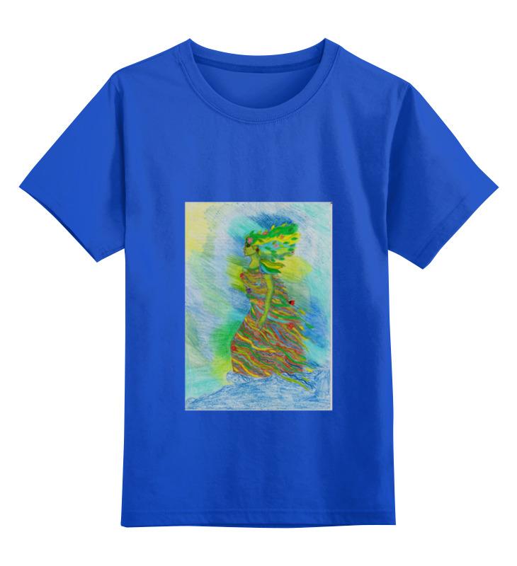 Printio Детская футболка классическая унисекс Мать -земля