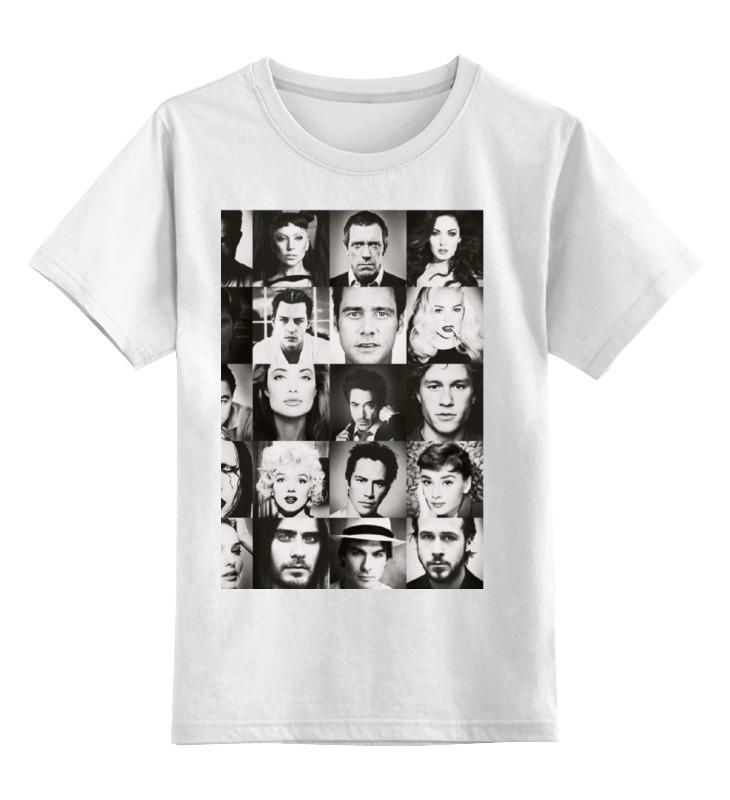 Printio Детская футболка классическая унисекс Звезда кино