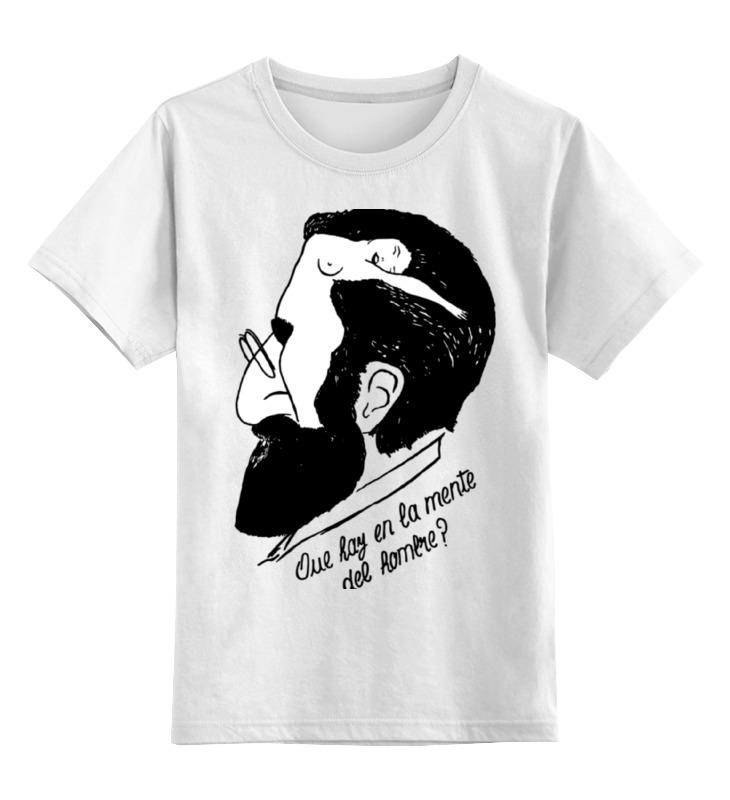 Printio Детская футболка классическая унисекс Зигмунд фрейд (sigmund freud)