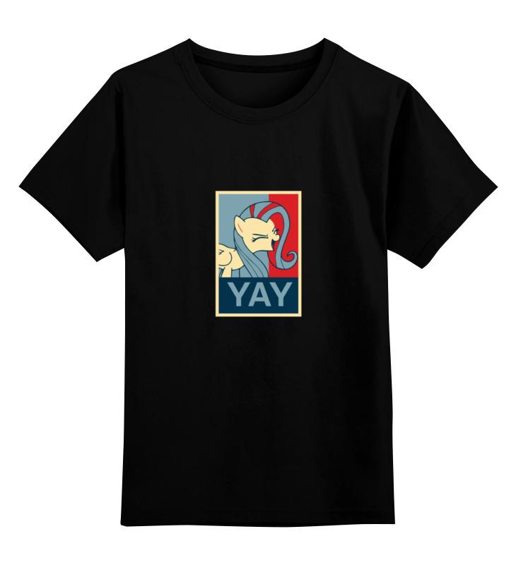 Printio Детская футболка классическая унисекс Fluttershy's yay!