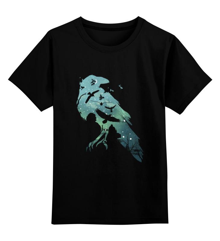 Printio Детская футболка классическая унисекс Вороний край