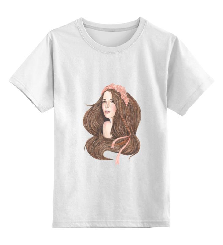 Printio Детская футболка классическая унисекс Весна