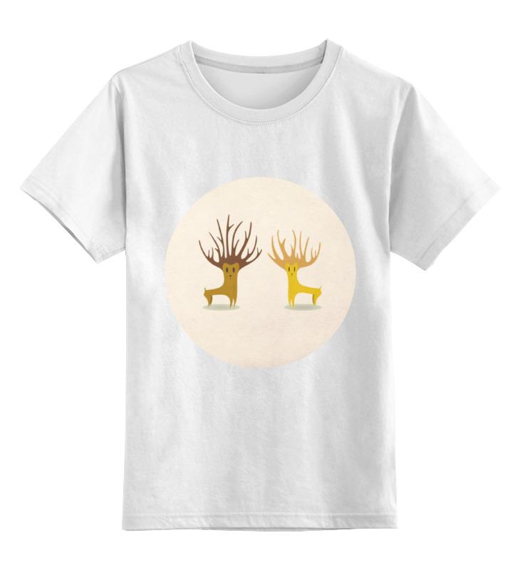 наталья сергиенко сказание о нижегородском олене Printio Детская футболка классическая унисекс Олене-лоси
