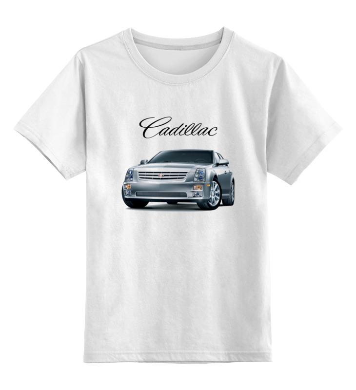 Printio Детская футболка классическая унисекс Кадиллак