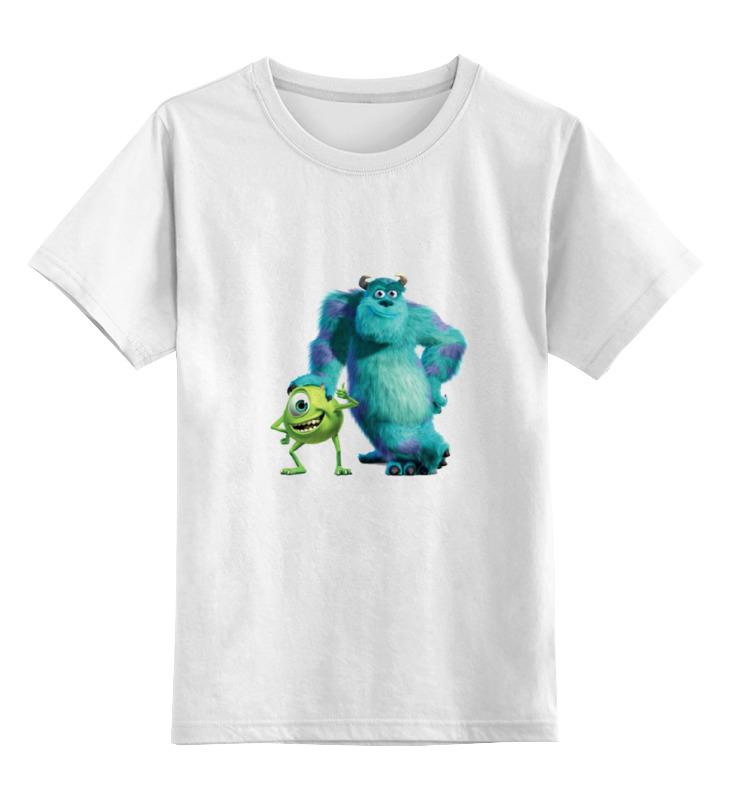 Printio Детская футболка классическая унисекс салли и вазовский