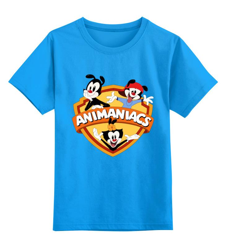 Printio Детская футболка классическая унисекс Озорные анимашки
