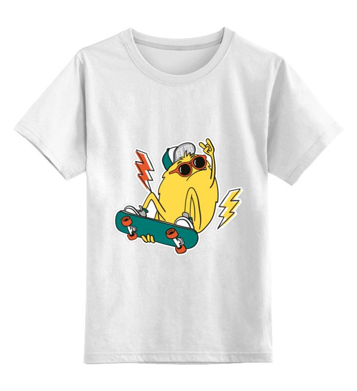 Printio Детская футболка классическая унисекс Скейт