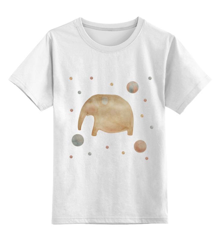 Printio Детская футболка классическая унисекс Elephant недорого