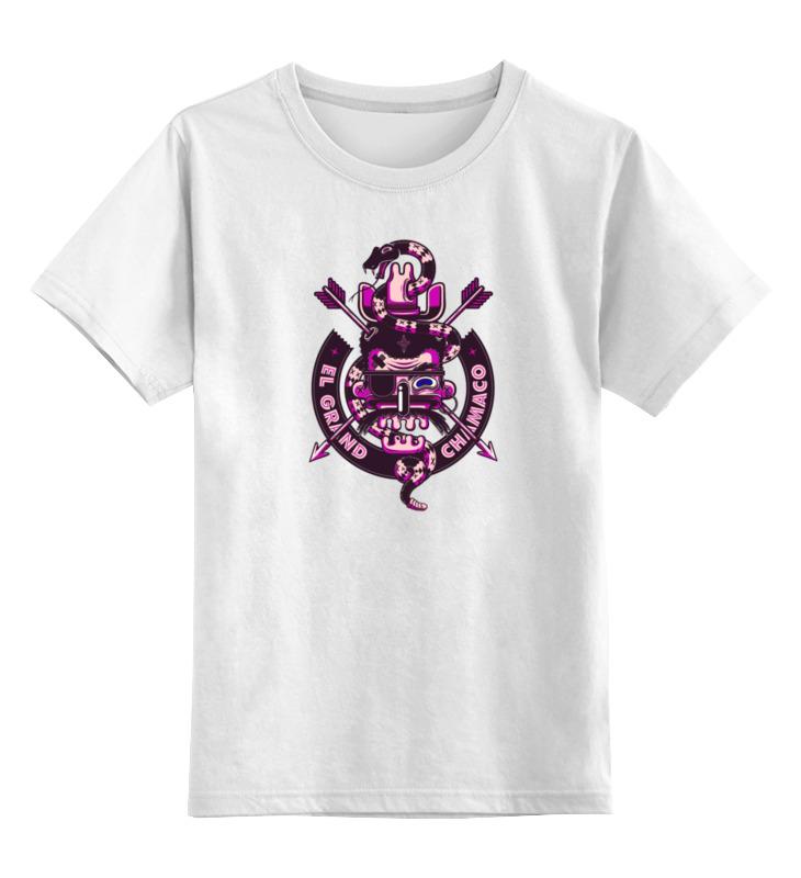 Фото - Printio Детская футболка классическая унисекс Абстракция printio детская футболка классическая унисекс волк абстракция