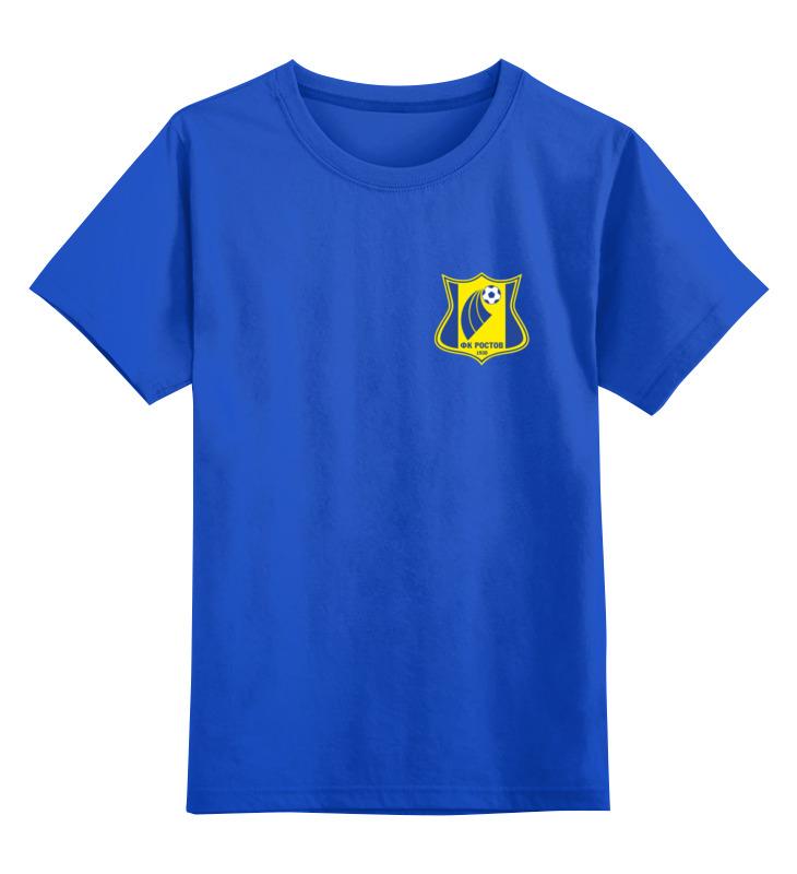 Printio Детская футболка классическая унисекс Фк ростов