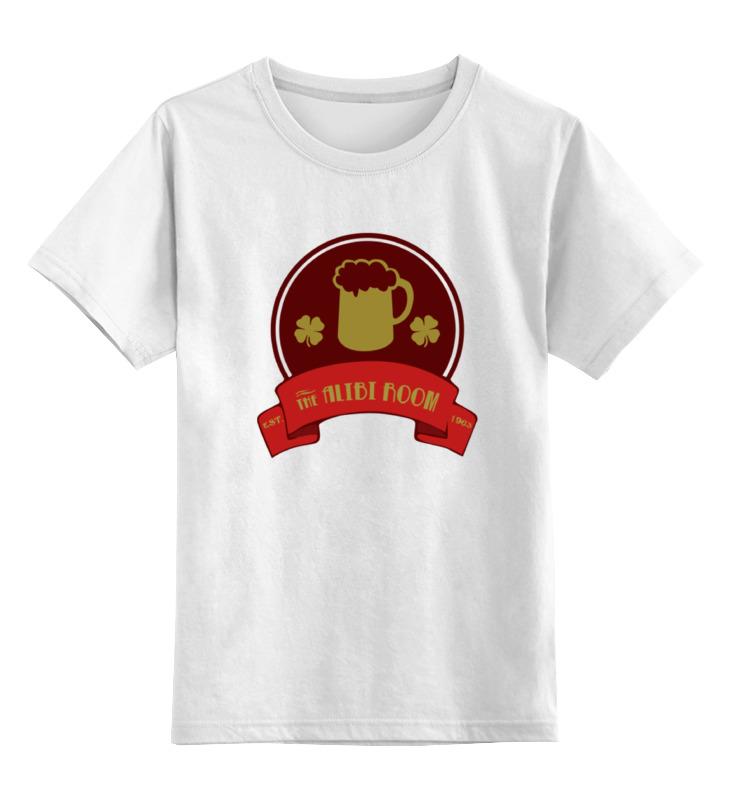 Printio Детская футболка классическая унисекс Бесстыдники