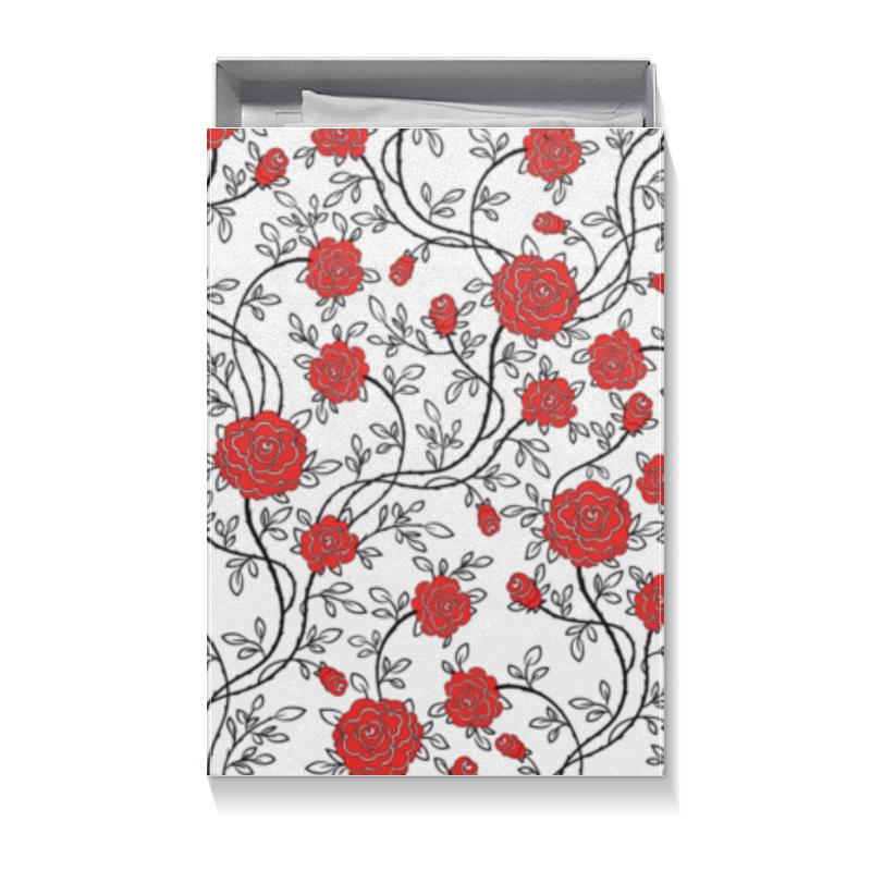 Printio Коробка для футболок Красные розы