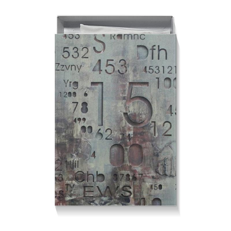 Printio Коробка для футболок Цифры