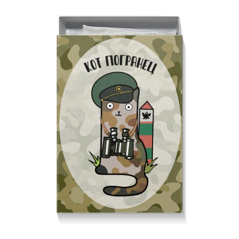 Printio Коробка для футболок День пограничника