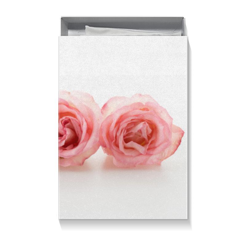 Printio Коробка для футболок Нежные розы