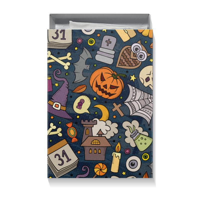 Printio Коробка для футболок Хэллоуин