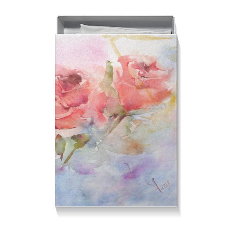Printio Коробка для футболок Три розы