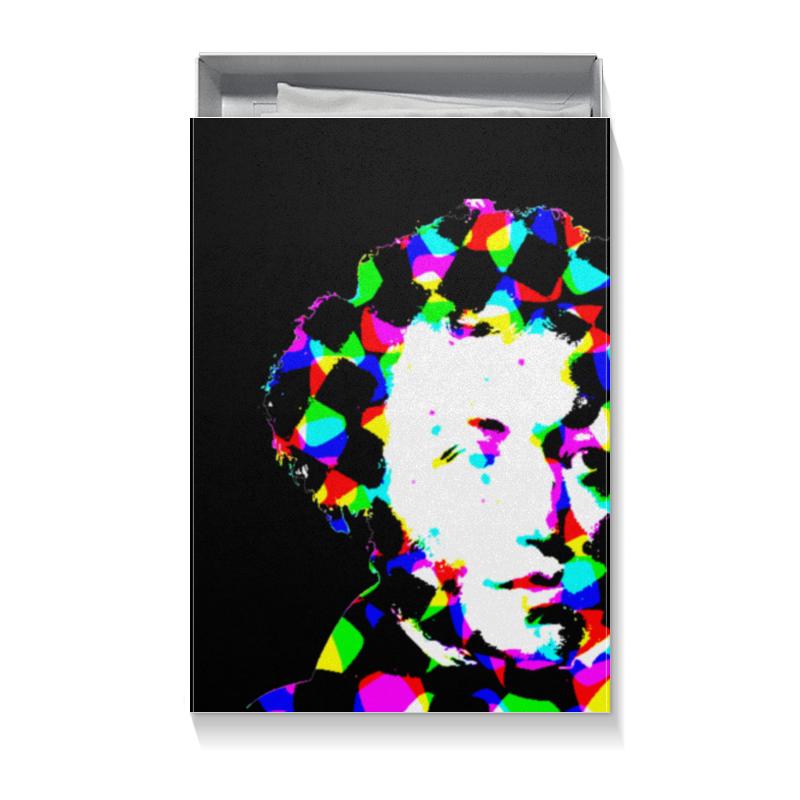 Printio Коробка для футболок Пушкин