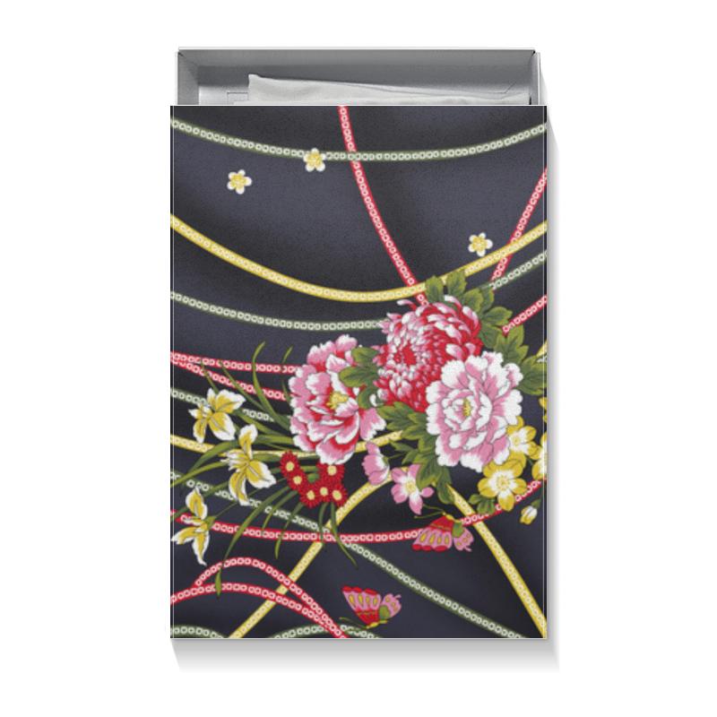 Printio Коробка для футболок Цветы