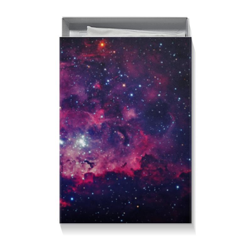 Printio Коробка для футболок Космос