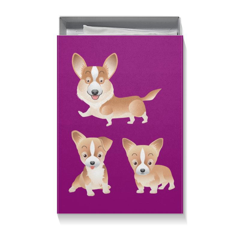 Printio Коробка для футболок Собаки