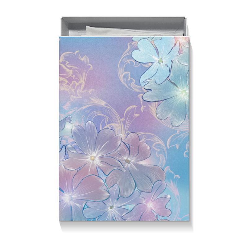Printio Коробка для футболок Нежные цветы