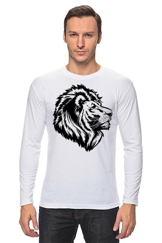 printio lion rastaman Printio Лонгслив Proud lion