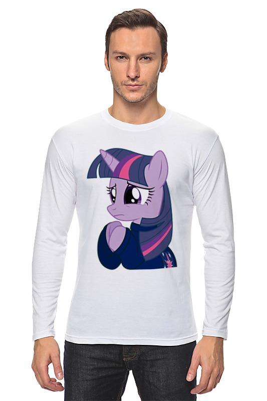 printio лонгслив pony friends Printio Лонгслив Pony