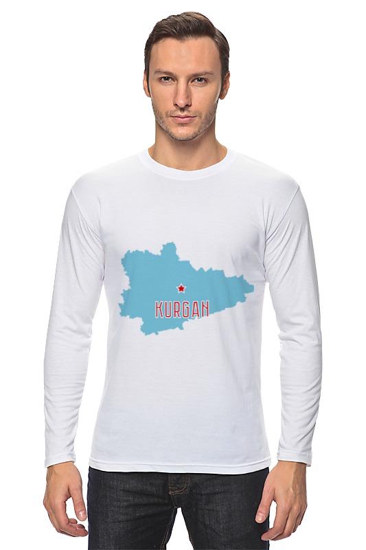 Printio Лонгслив Курганская область. курган