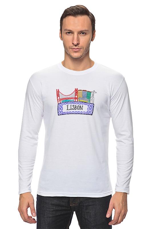 lisbon Printio Лонгслив Lisbon